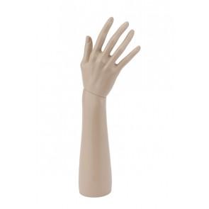 Hand vrouw staand