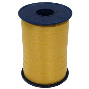 Krullint 10 mm Geel 250m