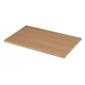 Plankschap 1000 x 400 x 19mm beuken