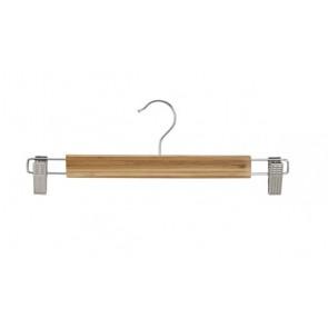 Rechte kleerhanger 34 cm Bamboe