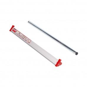 Scheurmes voor Legro papierrolhouder 80 cm